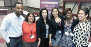 HMCers at Texas State Conference with Sindy Chapa